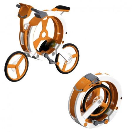 складной велосипед donut