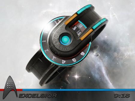 новые космические часы