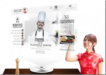 выбор режима global_chef