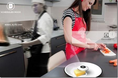 global_chef на кухне