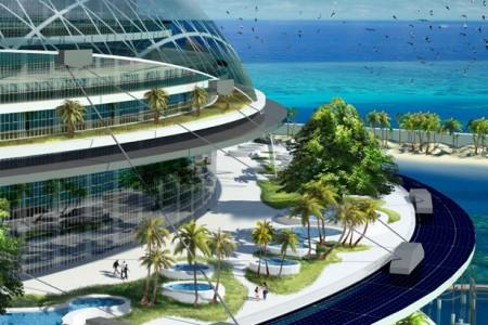 пляжи курорта grand-cancun