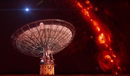 радиоволны во Вселенной