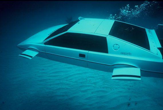 подводное авто