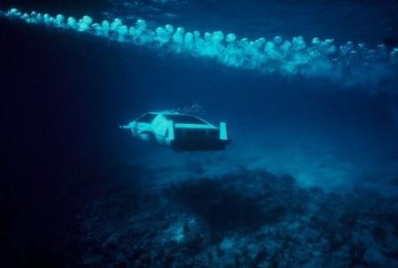 подводное авто Бонда
