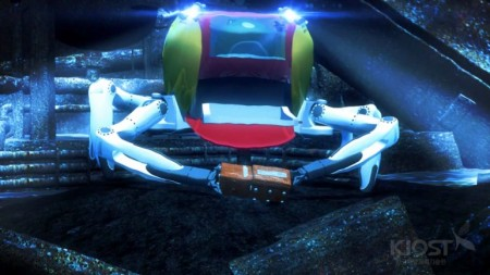 Crabster робот