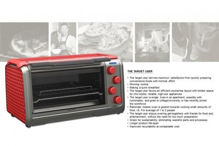 тостер-печь kitchenaid