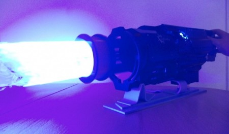 gatling лазер