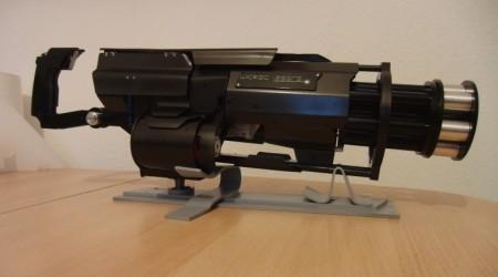 лазерная пушка gatling