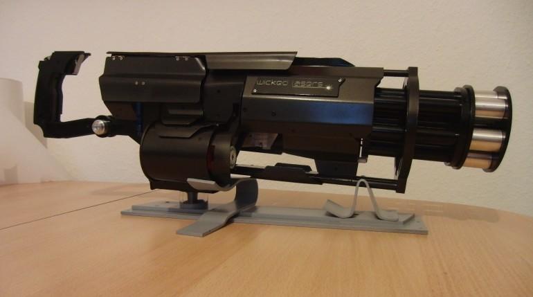 оружия: лазерная.
