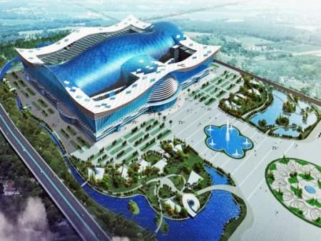 Крупнейшее в мире здание
