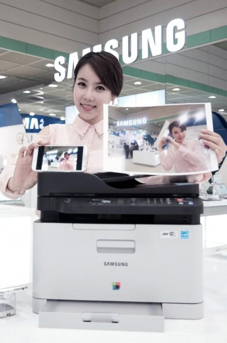 принтеры от Samsung