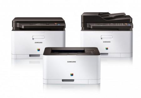 nfc принтеры от Samsung