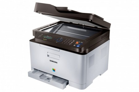 цветные принтеры nfc от Samsung