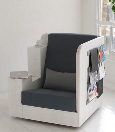 кресло openbook