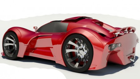 orbis концепт автомобиля