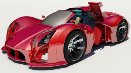 концепт автомобиля orbis