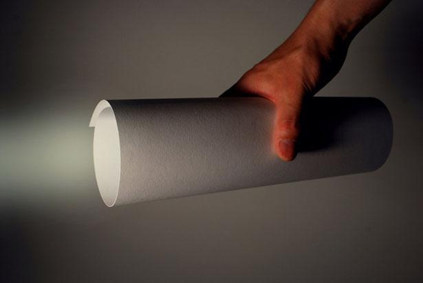 бумажный фонарик