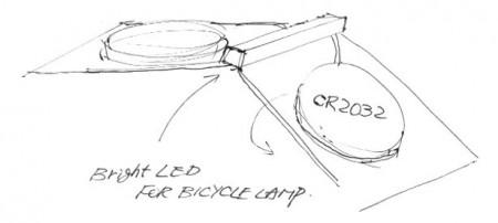 схема светодиодов