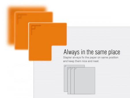 инновационный степлер right_angle