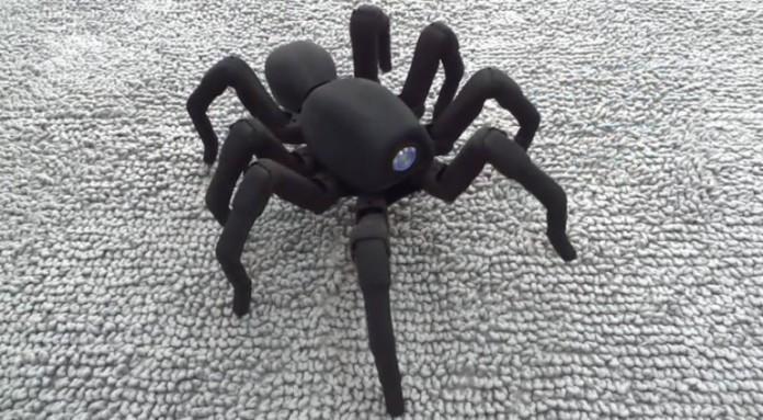робот-тарантул