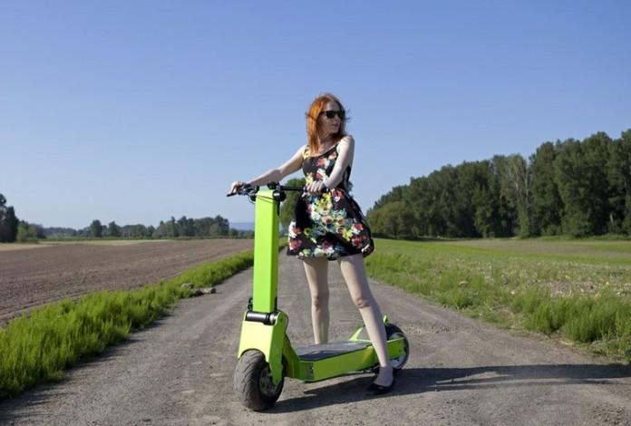 rover escooter