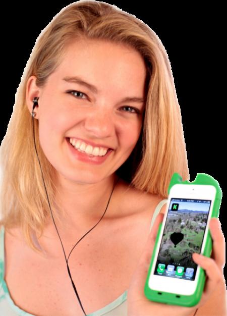 новый TurtleCell для iPhone