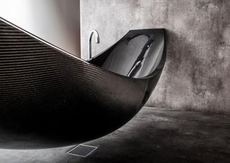 наружная сторона ванны