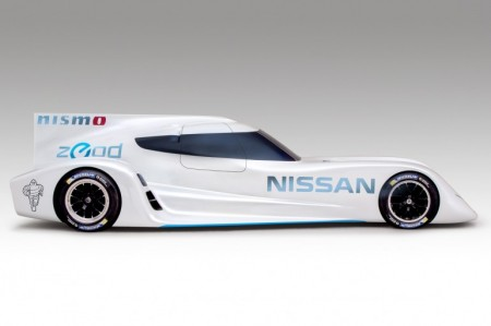Nissan электромобиль