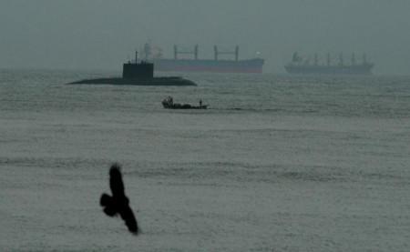 подводная лодка Арихант