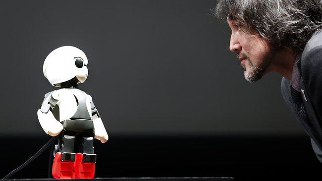 На МКС доставили японского робота Киробо