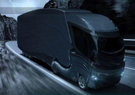 грузовик будущего