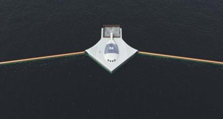 концепция очистки океанов от пластиковых отходов