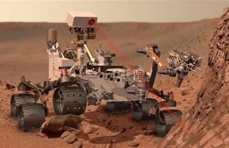 Марсоход «Curiosity»