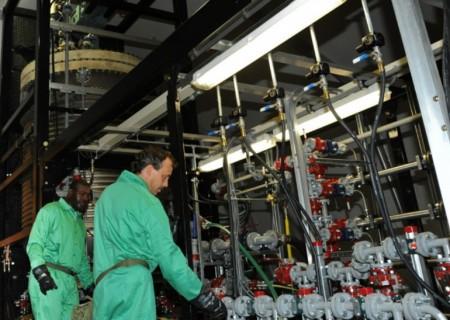Полевая система гидролиза