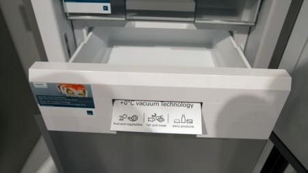 «вакуумный» холодильник