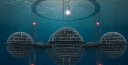 жизнь под водой