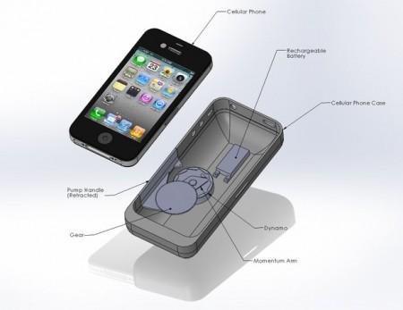 система зарядки для iPhone