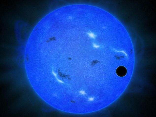 планета Gliese 1214 b