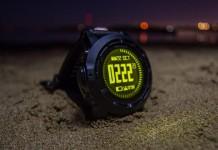 часы с GPS-навигатором