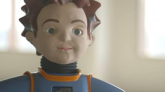 Робот Zenо R25