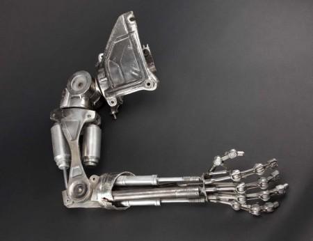 Рука Терминатора