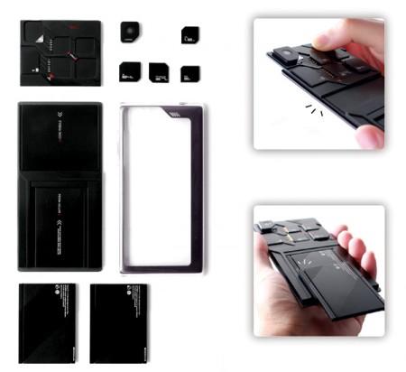 модульный телефон