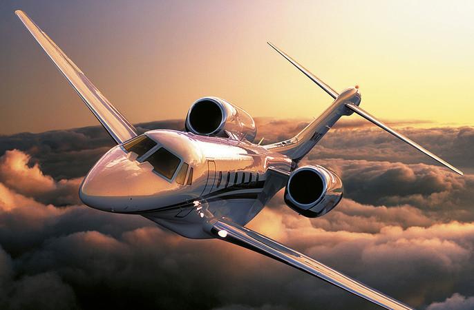 самый быстрый гражданский самолет