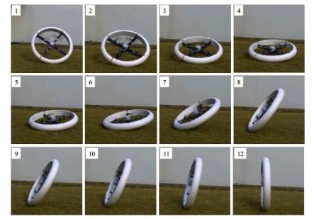 робот-колесо