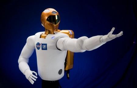 Робот-астронавт