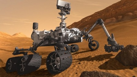 Марсоход НАСА «Curiosity»