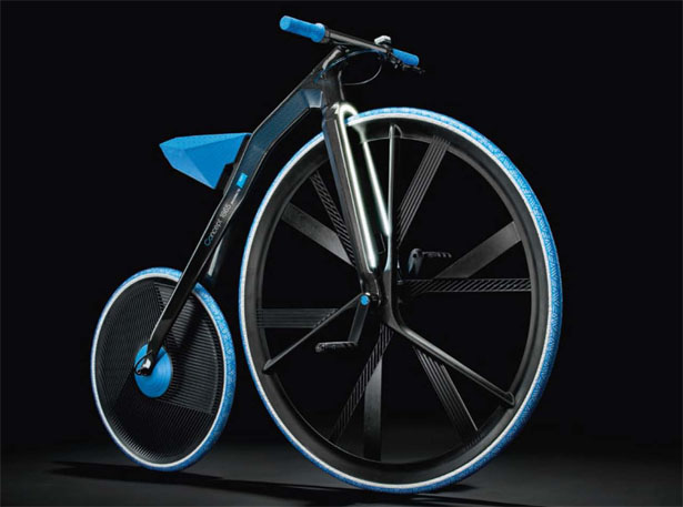Электрический велосипед