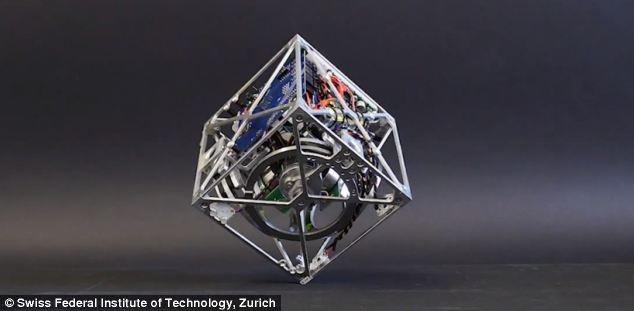 Танцующий куб