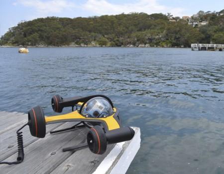 Подводный шпион