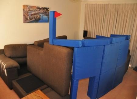 Подушки для строения